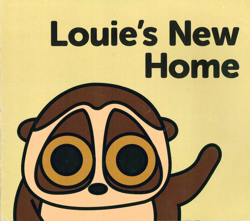 Louie's New Home